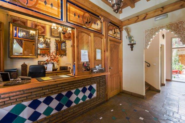 Abadia Hotel - фото 12