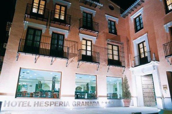 NH Granada Centro - фото 22
