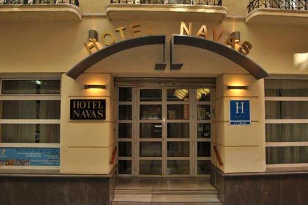 Hotel Navas - фото 14