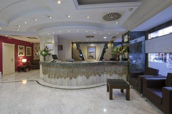 Hotel Corona de Granada - фото 15