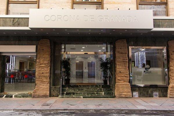Hotel Corona de Granada - фото 21