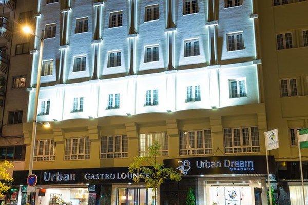 Hotel Urban Dream Granada - фото 23