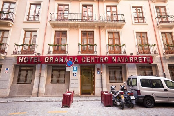Hotel Granada Centro - 21