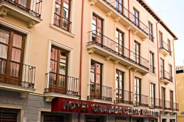 Hotel Granada Centro - фото 22