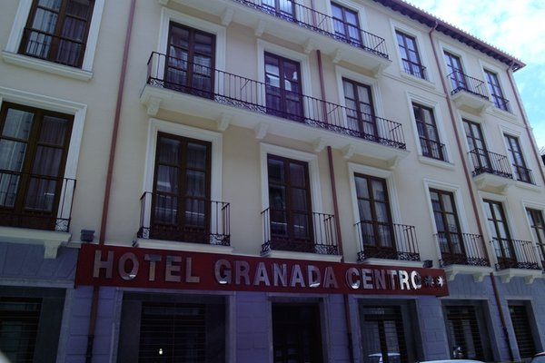 Hotel Granada Centro - фото 23