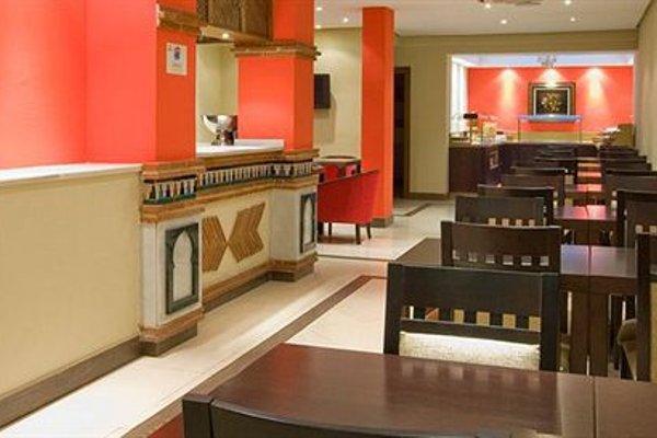 Hotel Los Tilos - фото 11