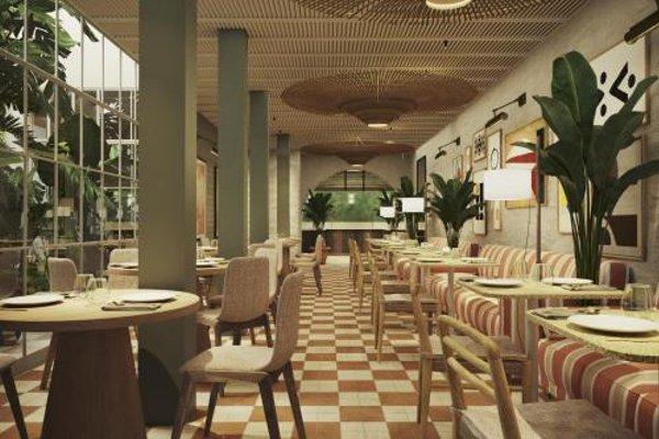 Hotel Los Tilos - фото 14