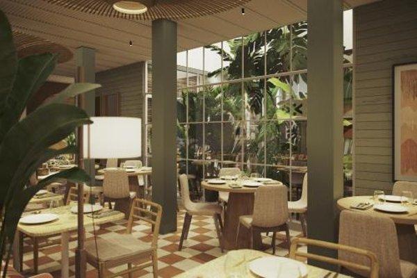 Hotel Los Tilos - фото 9