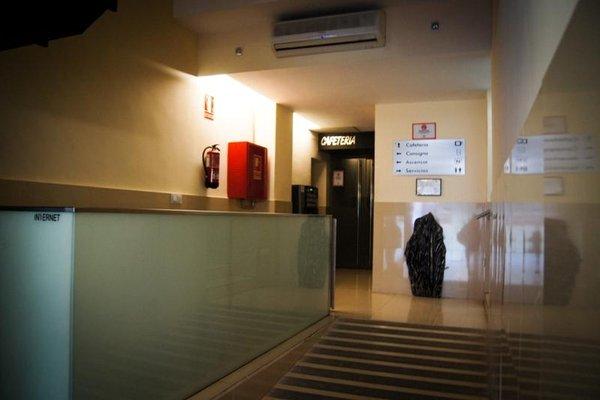 Hotel Los Jeronimos y Terraza Monasterio - фото 15