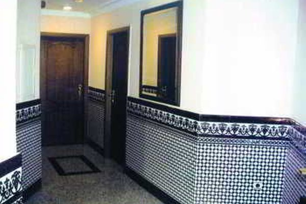 Hotel Los Jeronimos y Terraza Monasterio - фото 17