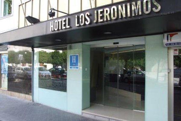 Hotel Los Jeronimos y Terraza Monasterio - фото 19