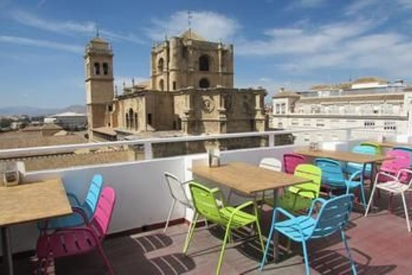Hotel Los Jeronimos y Terraza Monasterio - фото 20