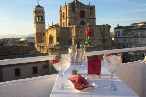Hotel Los Jeronimos y Terraza Monasterio - фото 23