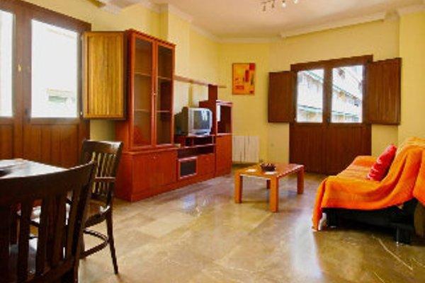 Plaza Apartments Granada - фото 20