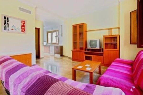 Plaza Apartments Granada - фото 4