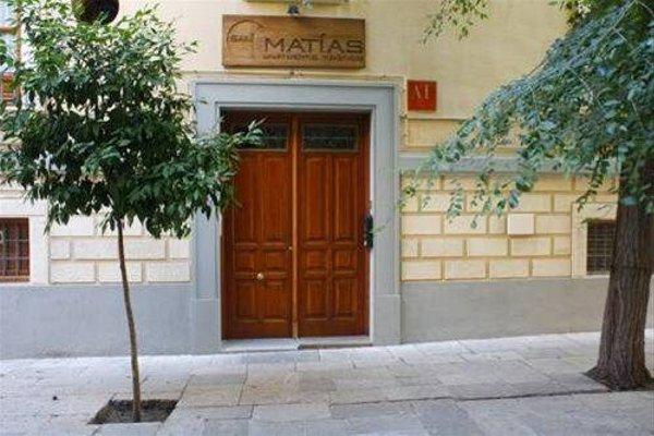 Apartamentos Turisticos San Matias - фото 19