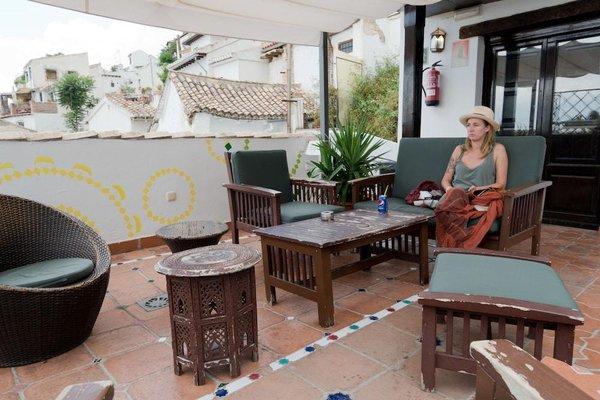 Oasis Backpackers' Hostel Granada - фото 16