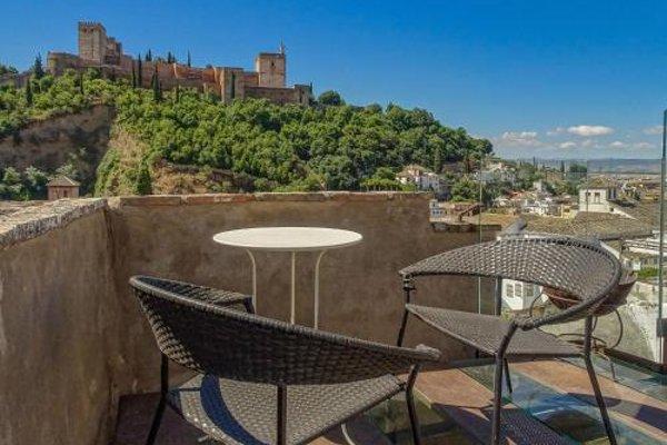 Apartamentos Turisticos Alhambra - 18