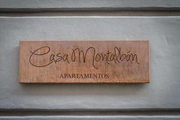 Casa Montalban Apartamentos Turisticos - фото 18