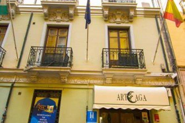 Arteaga Hostal & Banos Arabes Elvira - фото 22