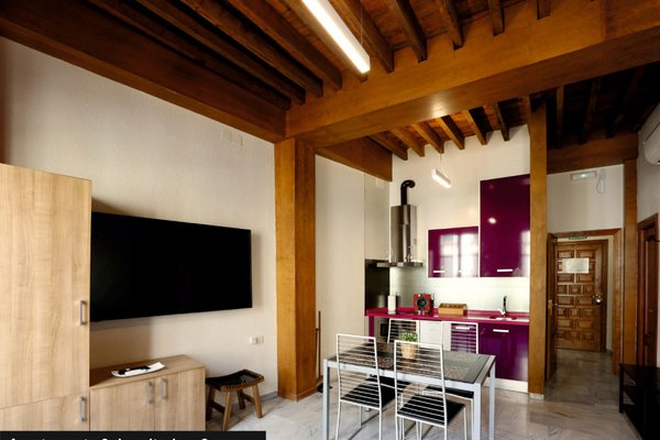 Apartamentos Medina Reyes Catolicos - фото 5