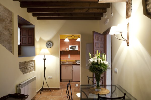 Suites Casa Cuesta del Agua - фото 14