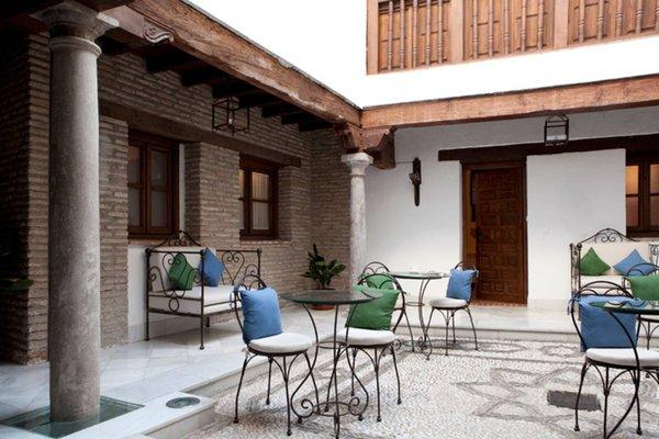 Suites Casa Cuesta del Agua - фото 22