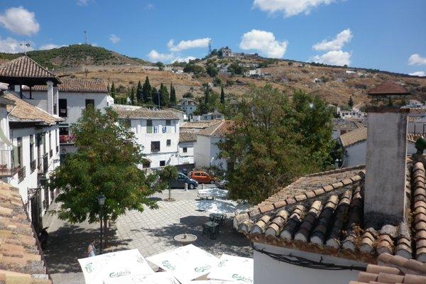 El Balcon del Albaicin - фото 21