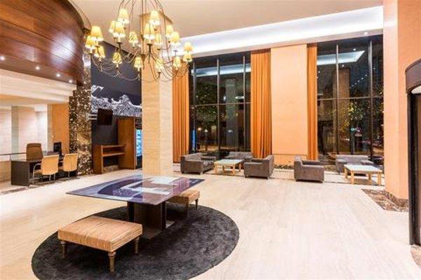 Tryp Gijon Rey Pelayo Hotel - фото 13