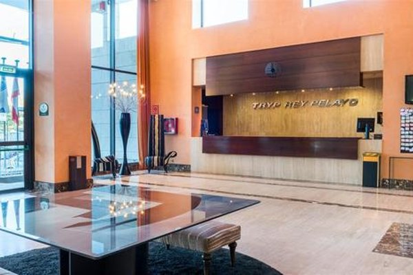 Tryp Gijon Rey Pelayo Hotel - фото 14