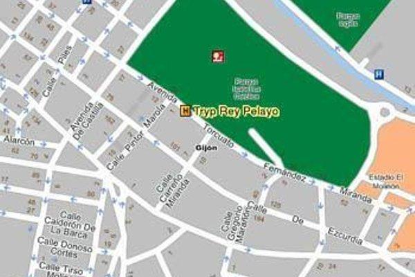 Tryp Gijon Rey Pelayo Hotel - фото 20