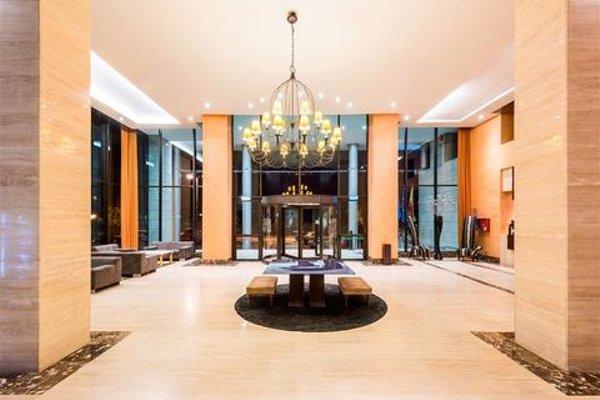 Tryp Gijon Rey Pelayo Hotel - 5