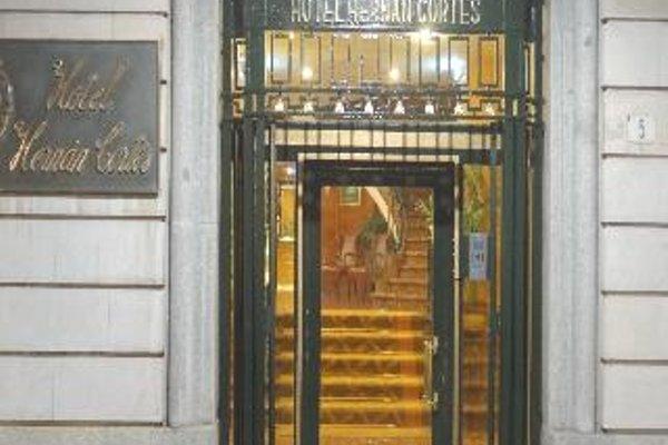 Hotel Hernan Cortes - фото 16