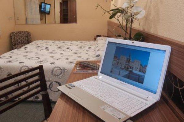 Hotel Castilla - 9