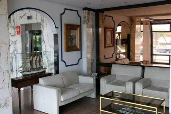 Hotel Príncipe de Asturias - фото 6