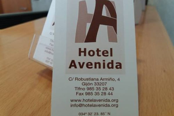 Hotel Avenida - фото 18