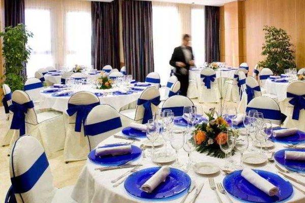 Отель Melia Girona - фото 12