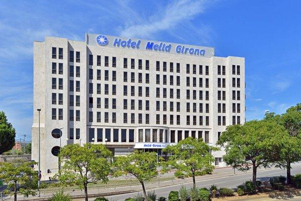 Отель Melia Girona - фото 21