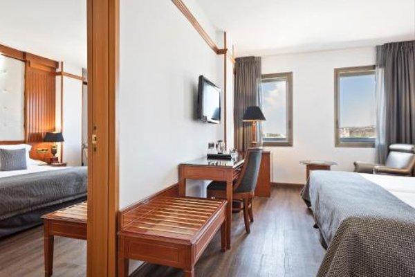 Отель Melia Girona - фото 3