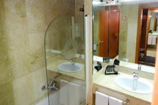 Отель Melia Girona - фото 8