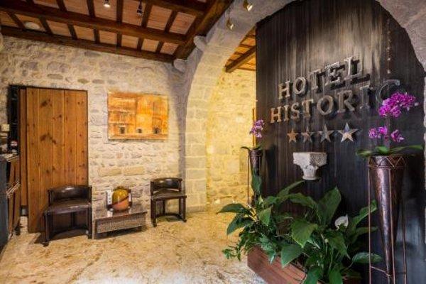 Hotel Historic - фото 4