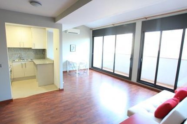 Girona Central Suites - фото 10