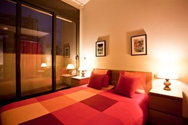 Girona Central Suites - фото 18