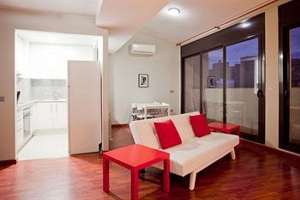 Girona Central Suites - фото 22