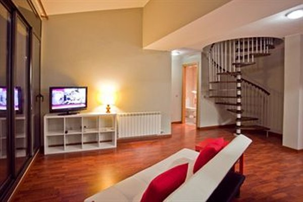 Girona Central Suites - фото 23