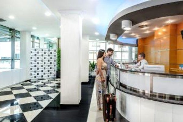 Hotel RH Gijon Gandia - фото 10
