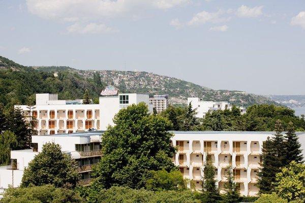 Отель Малибу - фото 23