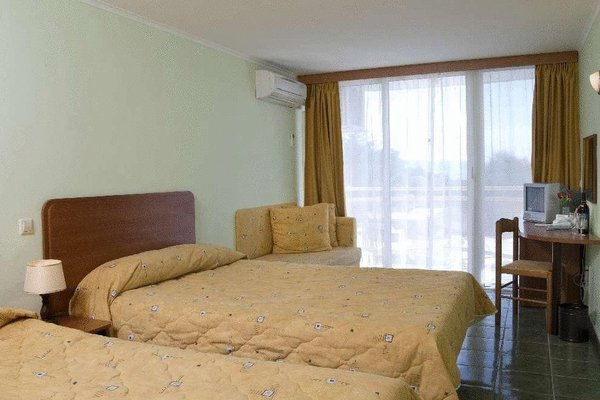 Отель Малибу - фото 4