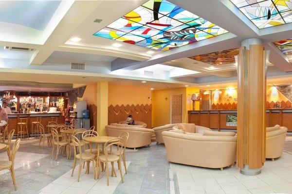 Отель Малибу - фото 9