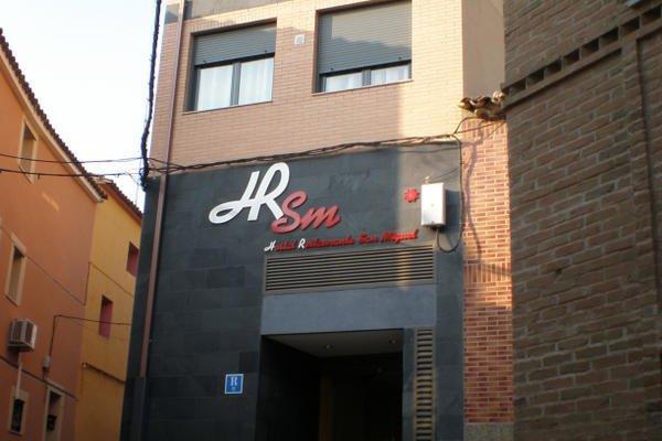 Hostal Restaurante San Miguel - фото 20